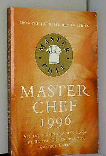 9780091814625: Masterchef 1996
