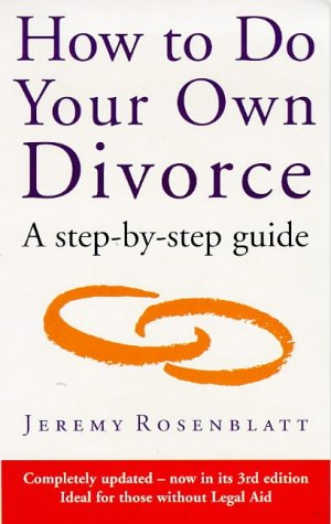 How to Do Your Own Divorce: A Step-by-step Guide
