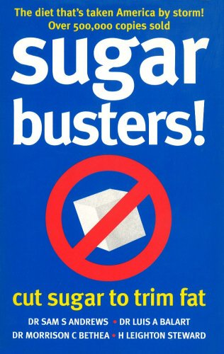 9780091816872: Sugar Busters! - Cut Sugar to Trim Fat