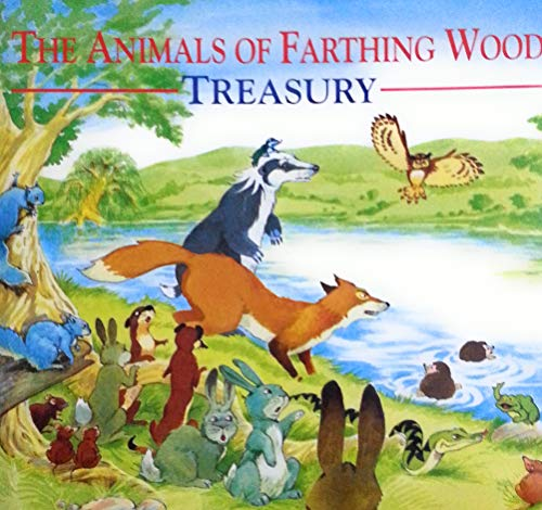 "9780091818913: Animals of Farthing Wood: ""Fire"", ""The River"", ""Fox's Foe"", ""Deer in Danger"" (A Cresset book)"