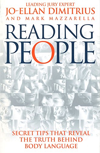 9780091819910: Reading People: How to Understand People and Predict Their Behaviour Anytime, Anyplace