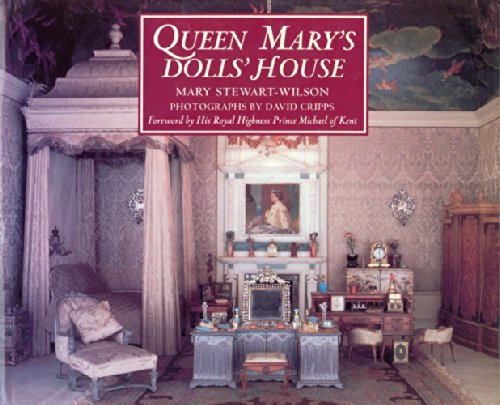 Queen Mary's Dolls' House: Mary Stewart-Wilson