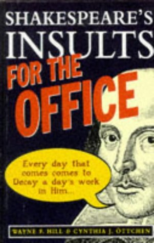 9780091820367: Shakespeare's Insults For The Office