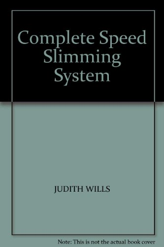 9780091821531: Complete Speed Slimming System