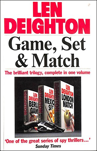 9780091822309: Game, Set & Match. The Brilliant Trilogy, Complete in One Volume