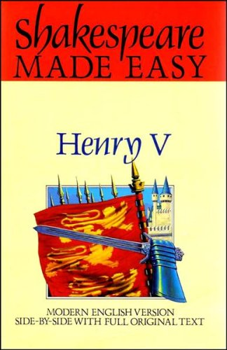 9780091822897: Shakespeare Made Easy: King Henry V