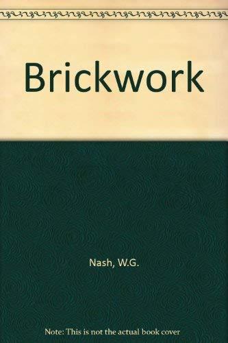9780091823153: Brickwork