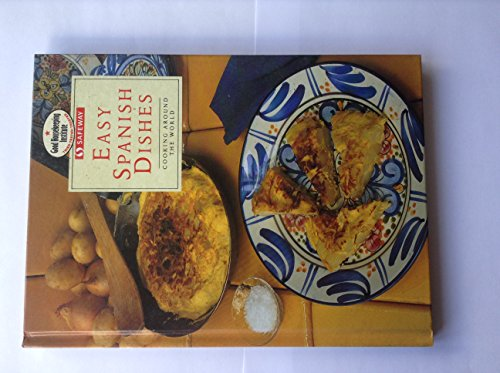 9780091825003: EASY SPANISH DISHES.