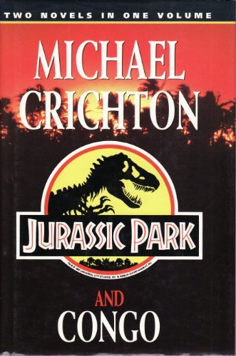 9780091825096: Jurassic Park and Congo