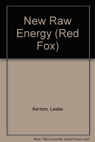 9780091826086: New Raw Energy (Red Fox)