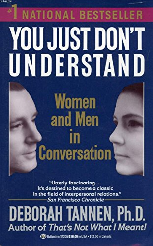 9780091826147: You Just Don't Understand: Men and Women in Conversation