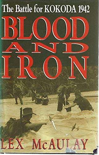 9780091826413: Blood And Iron