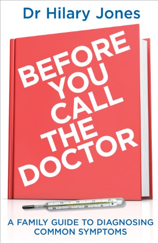 9780091826772: Before You Call the Doctor: A Family Guide to Diagnosing Common Symptoms