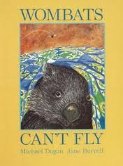 9780091827694: Wombats Can't Fly