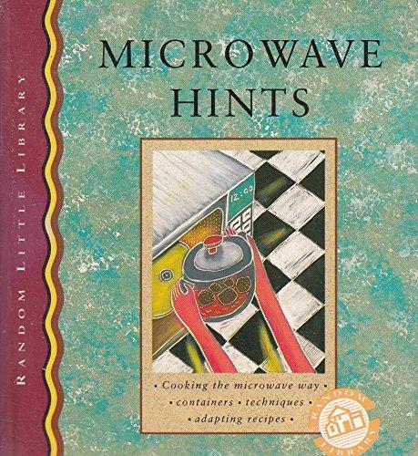 Microwave Hints: Gordon Cheers (editor)