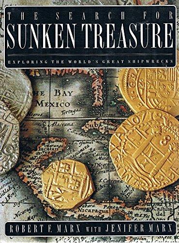 9780091828141: The Search For Sunken Treasure: Exploring The World's Great Shipwrecks