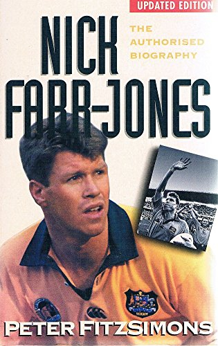9780091829636: Nick Farr-Jones: The Authorised Biography