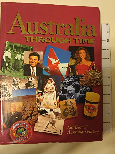 9780091830410: Australia Through Time