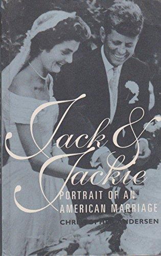 9780091834142: Jack & Jackie - Portrait of an American Marriage