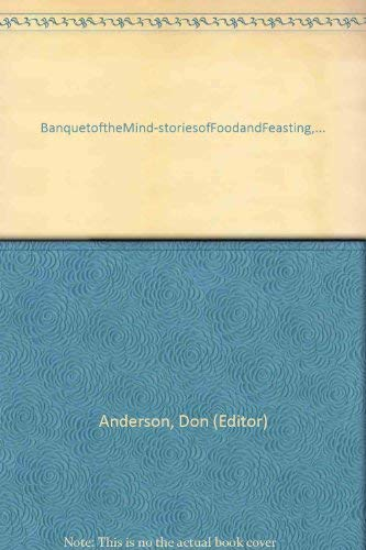 Banquet of the Mind: Anderson, Don (Ed)