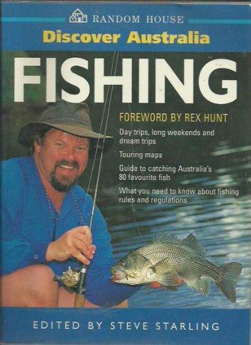Discover Australia: Fishing: Starling, Steve (ed)