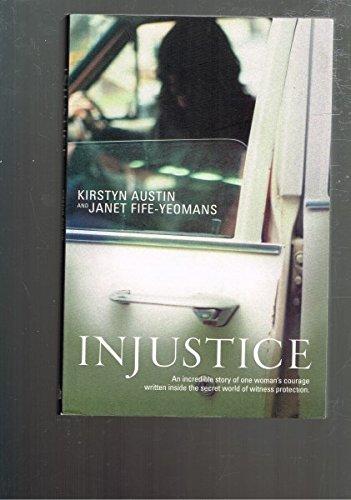 9780091836535: Injustice