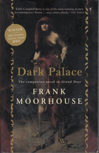 9780091836757: Dark palace: The companion novel to Grand days