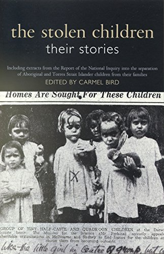 9780091836894: The Stolen Children : Their Stories: Including Extracts from the Report of the National Inquiry into the Separation of Aboriginal and Torres Strait Islander Children from Their Families