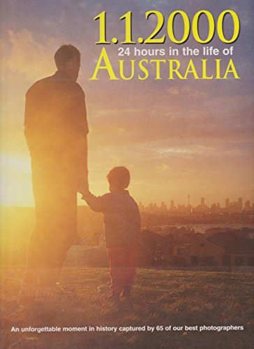 9780091841904: 1.1.2000 24 Hours in the Life of Australia