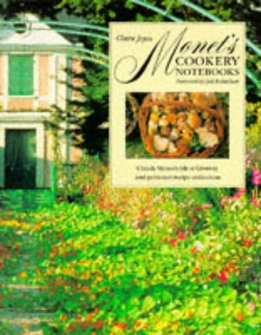 9780091851576: Monet's Cookery Notebooks