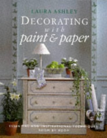 9780091853648: Decorating With Paint and Paper