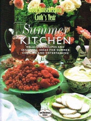 9780091853662: Good Housekeeping Cook's Year: Summer Kitchen