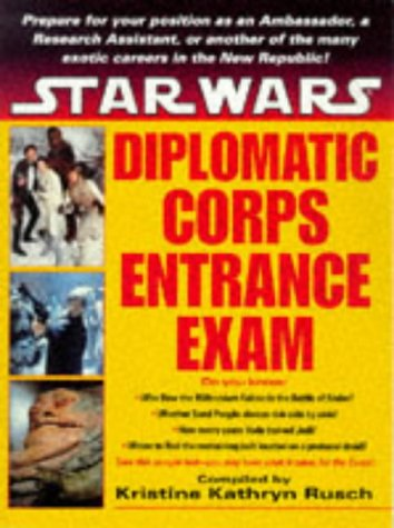 9780091854171: Star Wars: Diplomatic Corps Entrance Exam