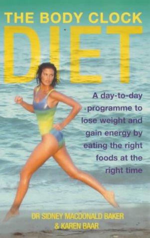 9780091856564: The Body Clock Diet