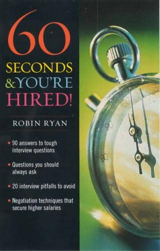 9780091856854: 60 Seconds And You're Hired