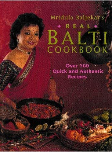 9780091857509: Real Balti Cooking