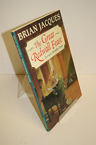 9780091857523: The Great Redwall Feast