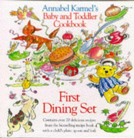 9780091860844: Annabel Karmel's Baby and Toddler Cookbook