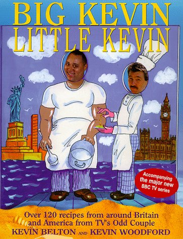9780091865139: Big Kevin, Little Kevin: Around America and Britain with the Odd Couple