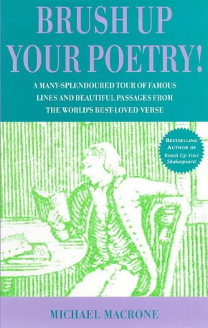 9780091865283: Brush Up Your Poetry!