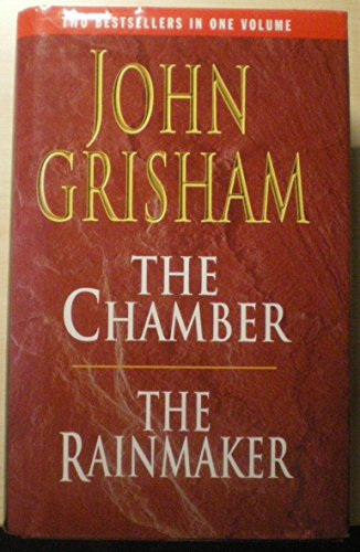 9780091866877: The Chamber and The Rainmaker