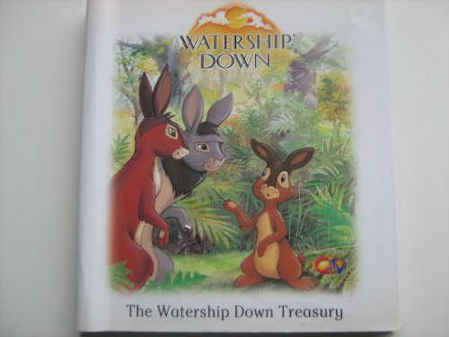 9780091867287: Watership Down Treasury
