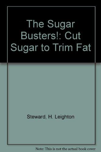 9780091867393: Sugar Busters! Shopper's Guide