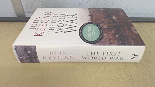 9780091867416: The First World War