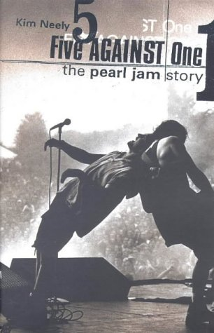 9780091868284: Five Against One : The Pearl Jam Story