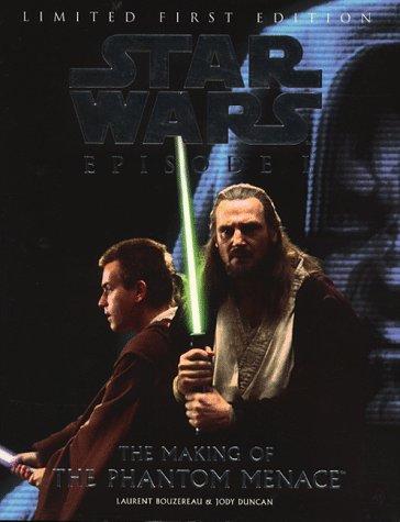 9780091868673: Star Wars: Episode 1, The Making of The Phantom Menace