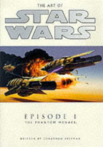 9780091868703: The Art of Star Wars: Episode 1 - the Phantom Menace