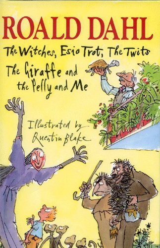 9780091868789: The Witches, Esio Trot, The Twits, The Giraffe and the Pelly and Me