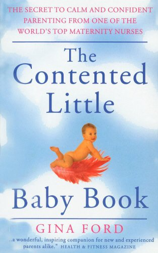 9780091869144: The Contented Little Baby Book