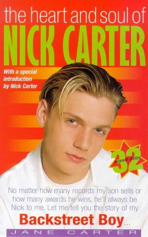 9780091869397: The Heart and Soul of Nick Carter: Secrets Only a Mother Knows